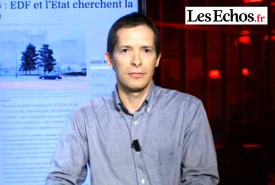EMMANUEL GRASLAND from Les Echos