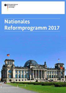 2017年德国国家改革方案封面