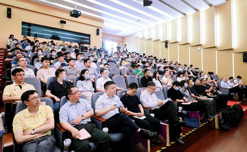 清华大学智能制造高峰论坛现场